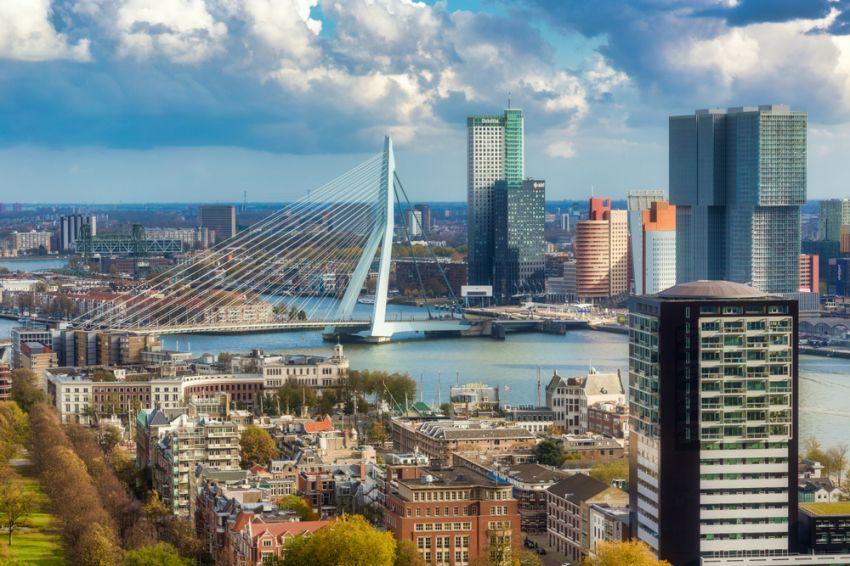 verhuisbedrijf in Rotterdam vinden